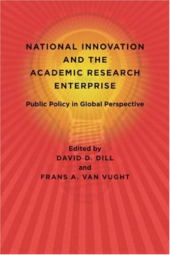 National Innovation and the Academic Research Enterprise: Public Policy in Global Perspective