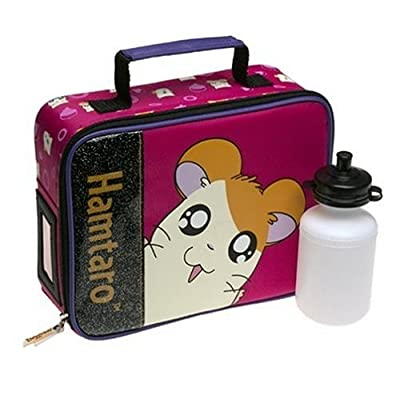Hamtaro Soft Lunch Kit - Pink: Toysandgames: Kitchen & Dining [5Bkhe0504211]