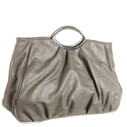 Audigier Bag (Christian Audigier Ashley Tote Bag - Gray)