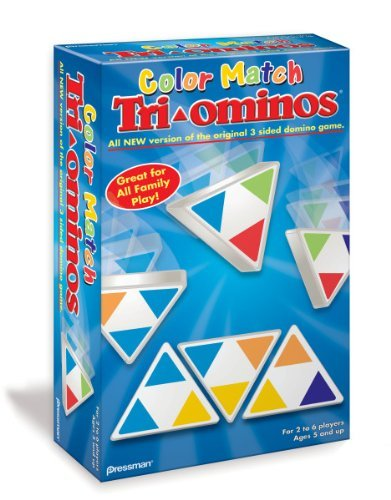 グランドセール Color Match Tri-Ominos B01MPXI095 [並行輸入品] [並行輸入品] Match B01MPXI095, シャルビーインターネットショップ:bed96209 --- conffianca.com