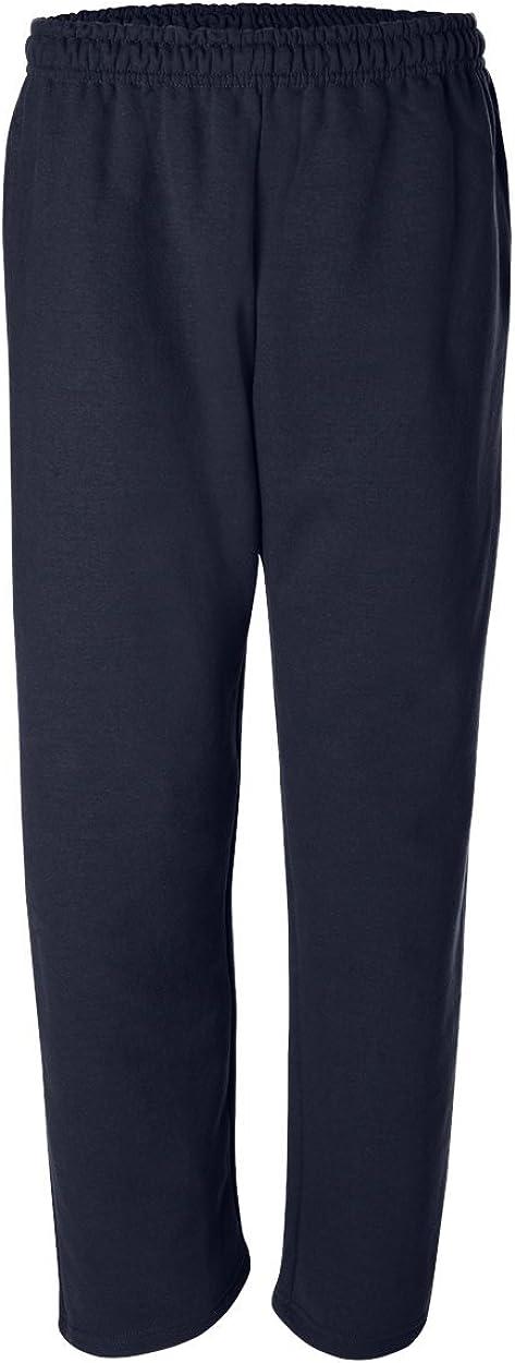 G123 DryBlend 50//50 Sweatpants -NAVY -L-12PK Gildan Mens 9.3 oz