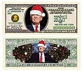 Donald Trump Christmas Million Dollar Bill - Put