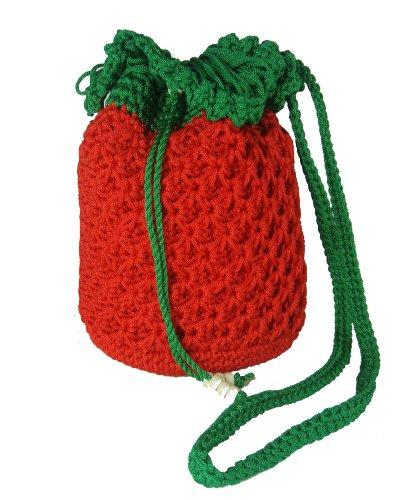 Crochet Makeup Bag Pattern - 4