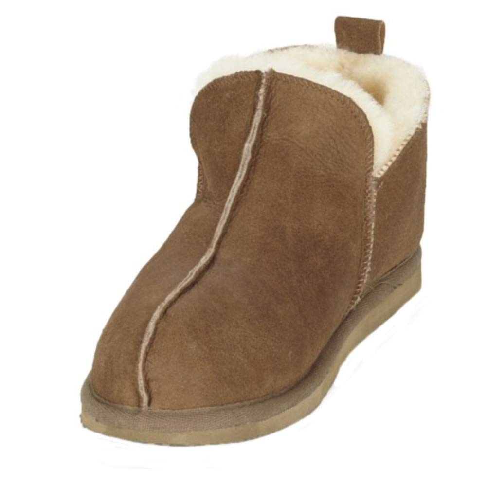 e221351f2d1a Mens   Ladies Genuine Full Sheepskin Slipper Bootie by Shepherd of Sweden   Amazon.co.uk  Shoes   Bags