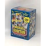 Topps 2018 Archives Baseball Blaster Box (8 Packs/8 Cards, 2 Coin Inserts)