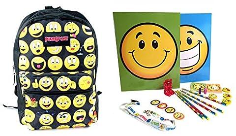 Emoji Backpack, 17