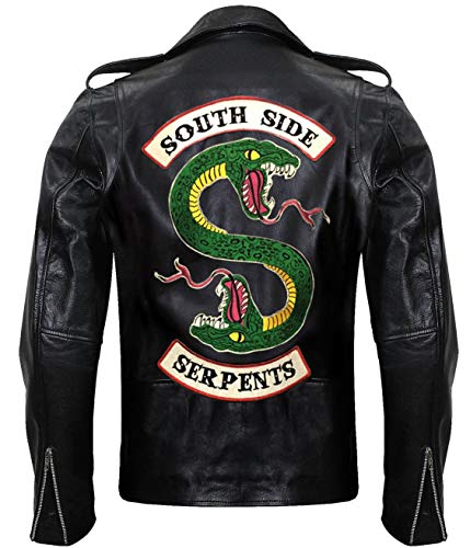 Highest Rated Mens Leather & Faux Leather Jackets