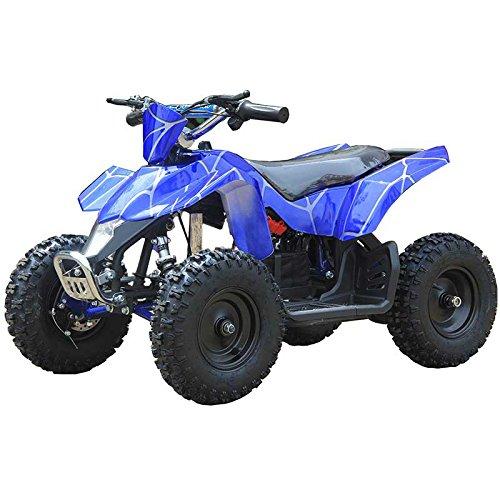 Go-Bowen XW-EA18-BS Spider Sahara X Kids ATV, ()