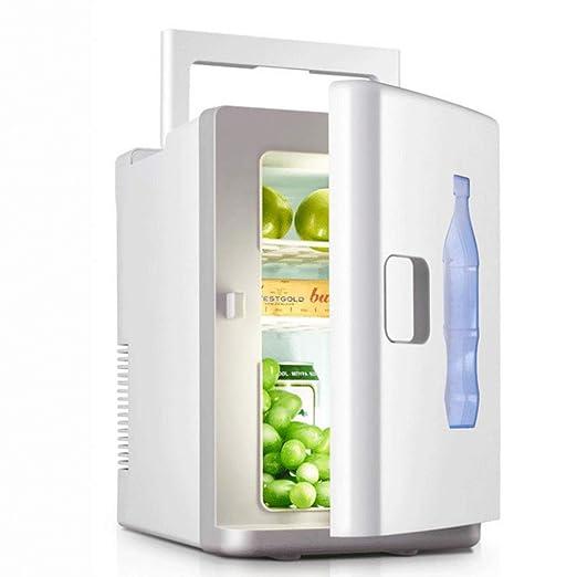 CHENYI Mini Refrigerador Y Calentador De Nevera con Capacidad De ...