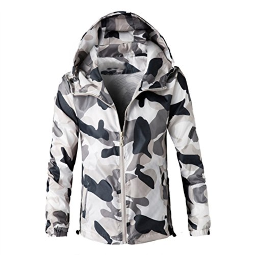 Haoricu Winter Spring Camouflage Sweatshirt