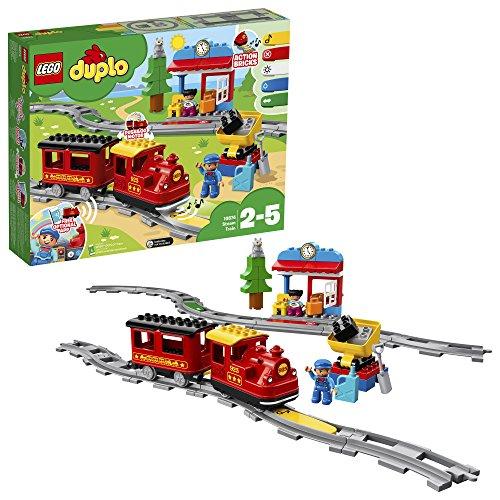 레고(LEGO)듀푸로 그대가 차장씨! 하 GO기관차 디럭스 10874