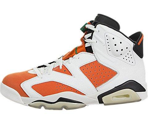 Jordan Nike Men's Air 6 Retro Basketball Shoe
