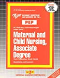 Maternal and Child Nursing, Associate Degree, Rudman, Jack, 0837355370
