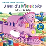 A Train of a Different Color, Annmarie Harris, 0448436086