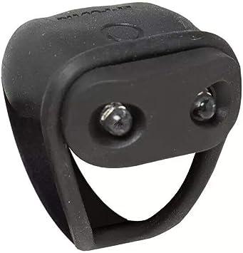 B twin vioo 100 Rear LED bicicleta luz, negro: Amazon.es ...