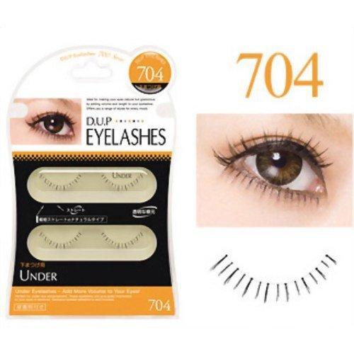 Japan Health and Beauty - Dee-up eyelash UNDER Series 704 2 set *AF27*
