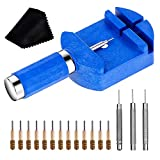 Watch Link Removal Tool Kit, Cridoz Watch Band Tool