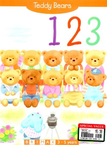 Teddy Bears: 123 pdf epub