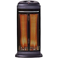 Infrared Electric Quartz Heater Living Room Space Heating Radiant Fire Tower US Ship