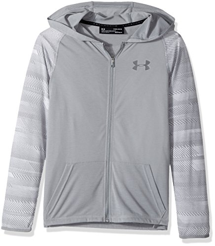 Under Armour Boys' Threadborne FZ Hood