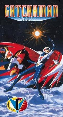 Kagaku ninja tai Gatchaman [USA] [VHS]: Amazon.es: Katsuji ...