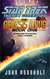 The Genesis Wave Book One (Star Trek: The Next Generation)