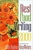 Best Food Writing 2000
