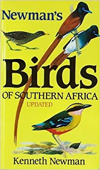 Newmans birds of Southern Africa updated
