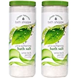 Village Natutrals Body Soak With Shea Butter 31 Ounce White Tea/Jasmine (917ml) (2 Pack)