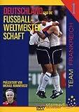 Deutschland und die Fußballweltmeisterschaft, Teil 1: Frankreich und die Veltins-Arena in Gelsenkirchen