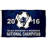 Western Washington Vikings 2016 Division II Womens Soccer Champions Flag