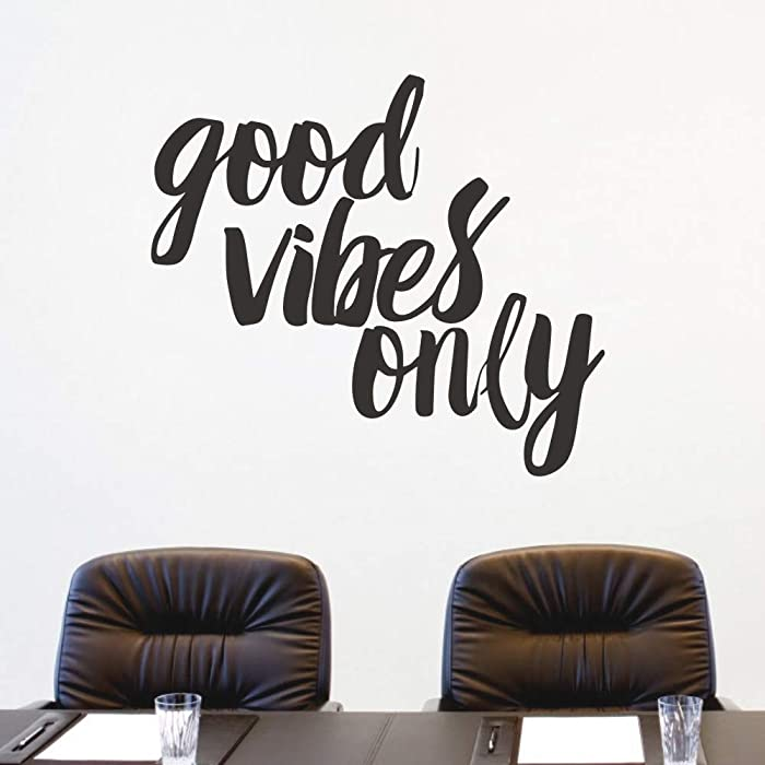 The Best Good Vibes Only Decor
