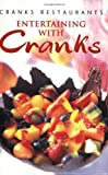 img - for Entertaining with Cranks by Cranks Restaurants (1998-12-07) book / textbook / text book