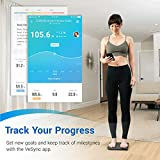Etekcity Smart Digital Bathroom Scale, Scales for