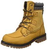 Kamik Takodalo Winter Boot - Boys', Tan, Size 4 Big Kid M 5E7o
