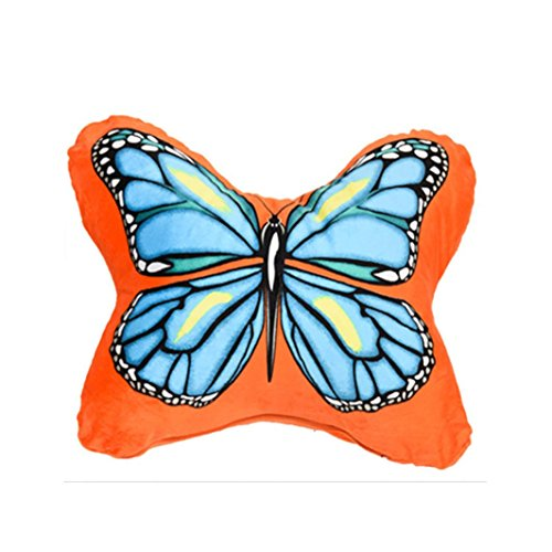 GBSELL Butterfly Shape Comfy Pillow Seat Cushion Sofa