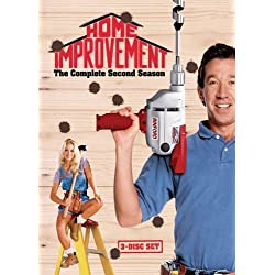 Home Improvement: The Complete Second Season [3 Discs] [1992] (REGION 1) (NTSC) [DVD] [1993] [US Import]