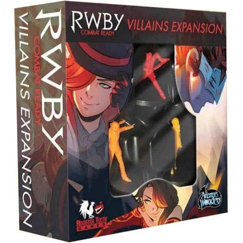 RWBY Combat Ready Villains Expansion