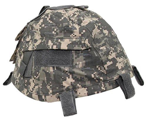 Helmbezug mit Taschen, größenverstellbar, AT-digital
