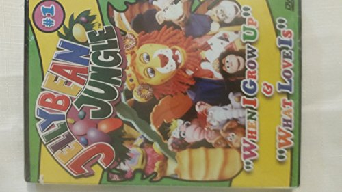 """Jellybean Jungle, Vol. 1: """"When I Grow Up""""/""""What Love Is"""""""
