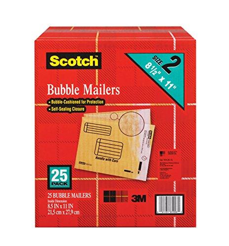 Plastic Bubble Mailer - 2