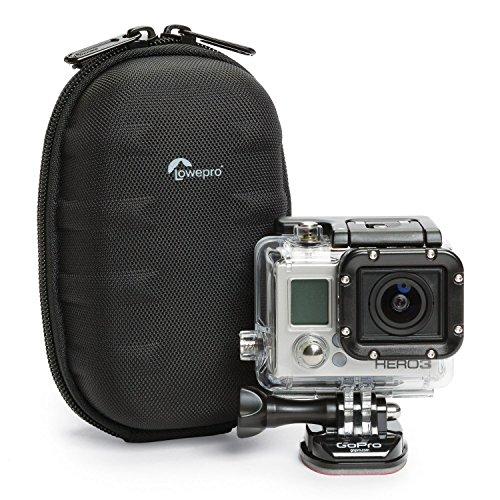 Lowepro Santiago DV 35 Camcorder Bag - Hard Shell Case For C