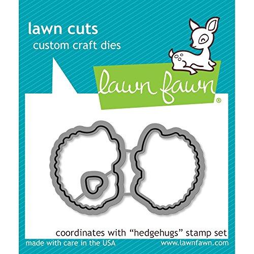 LF730 Lawn Fawn Die Cuts - Hedgehugs