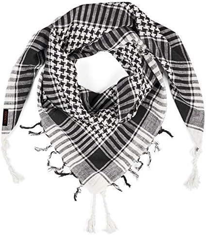 LOVARZI Palästinenser Tuch - Muss als Mode-Accessoire für junge Männer und Frauen jeden Alters