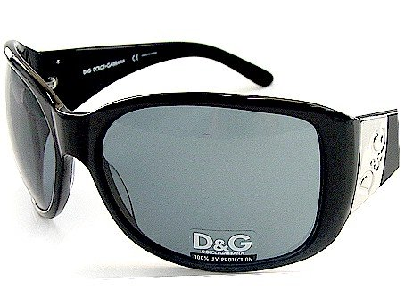 Amazon.com: NEW DOLCE & GABBANA D&G 3003 501/87 GRAY SHADES ...