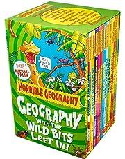 Horrible Geography 10 Book Boxset