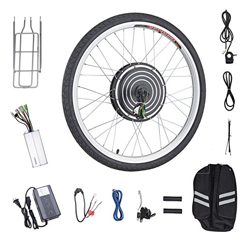 electric bike kit front wheel - 1