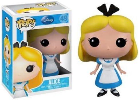 Figure New En parfait état environ 10.16 cm sous emballage Funko POP Alice au pays des merveilles Film temps Vinyle 4 in