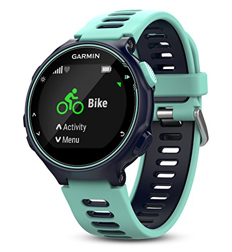 Garmin Forerunner 735XT (Frost Blue, Run-Bundle) Power Bundle | Includes HRM-Run Chest Strap, HD Glass Screen Protectors (x2) & PlayBetter Portable Charger | Multisport GPS Running Watch by PlayBetter (Image #3)