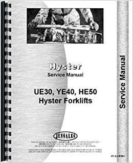 Hyster forklift service manual hy s ue30 hyster 6301147681225 hyster forklift service manual hy s ue30 hyster 6301147681225 amazon books fandeluxe Image collections